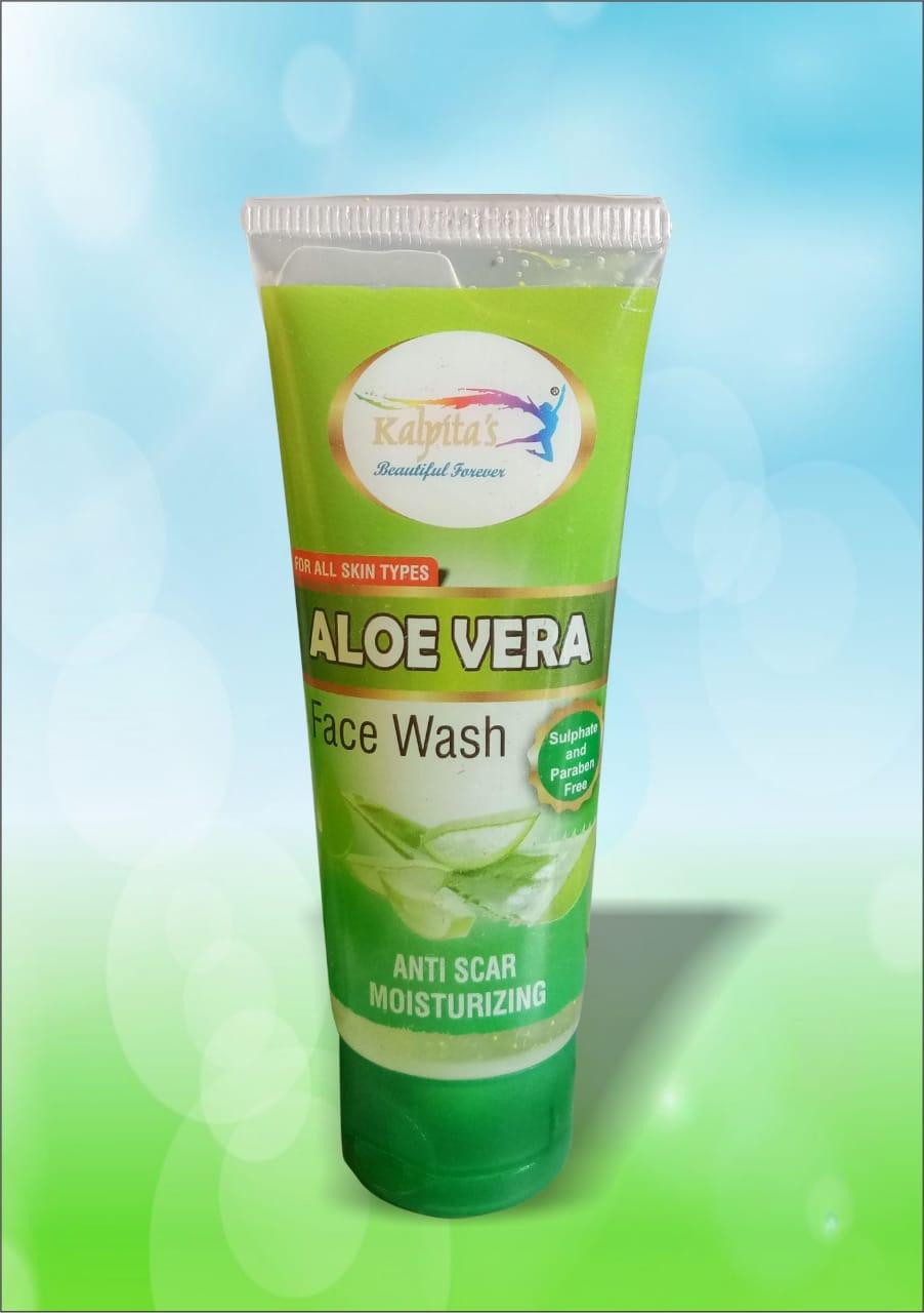 Face Wash - Aloe Vera