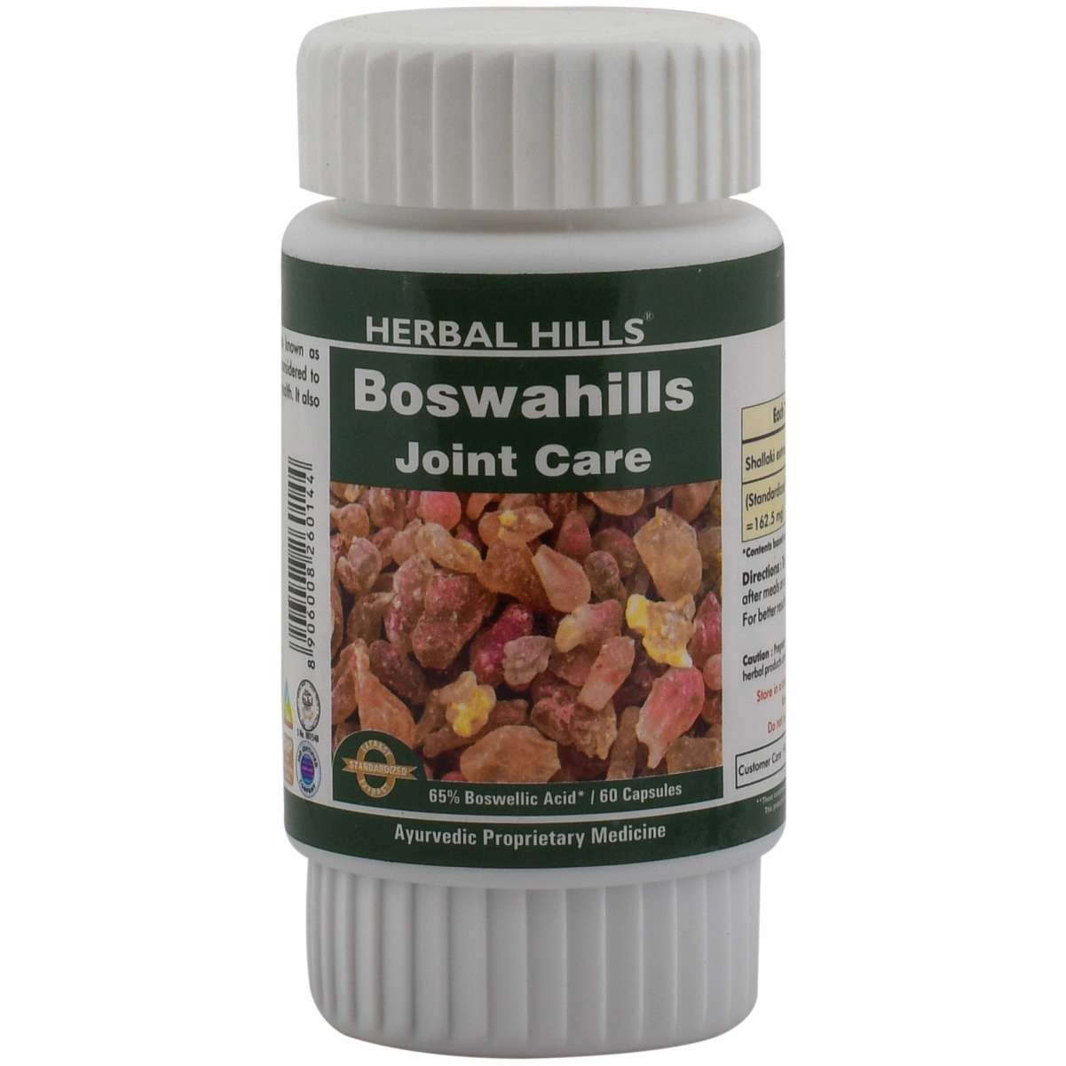 Herbal Hills Boswellia 60 Capsule, joint and bone support