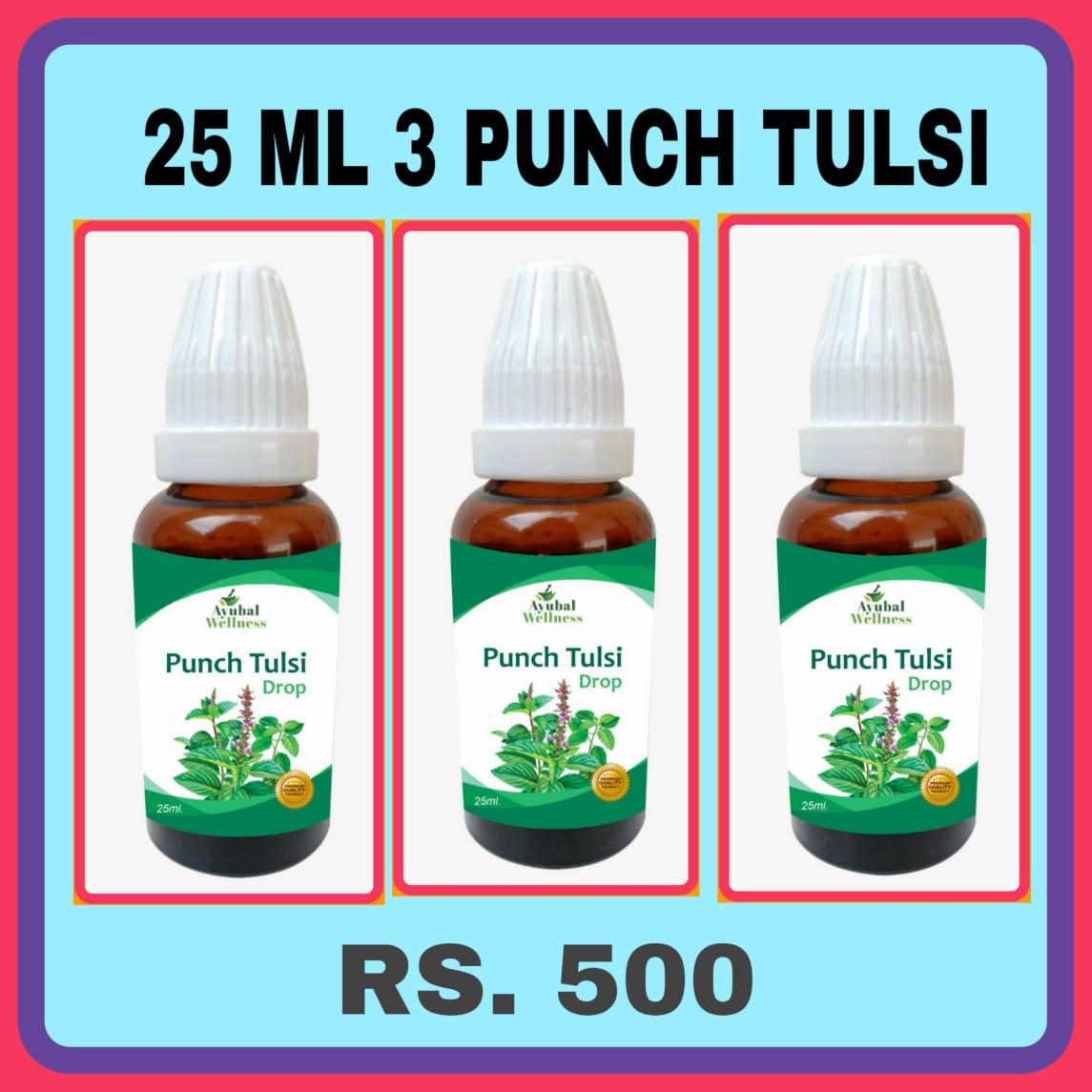 TULSI DROPS 25ML