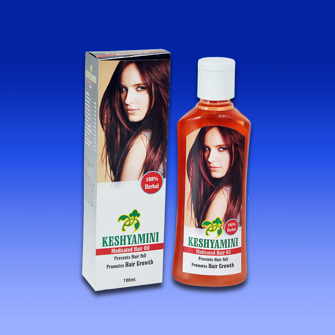 KESHYAMINI HAIR OIL