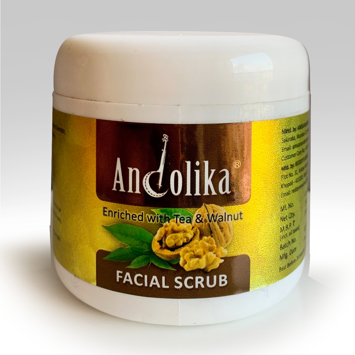 FACE SCRUB 150ML