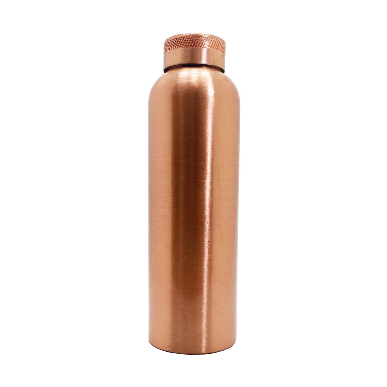 PURE COPPER WATER BOTTLE CAPACITY-1000ML